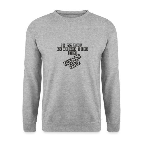 gainsday - Herre sweater