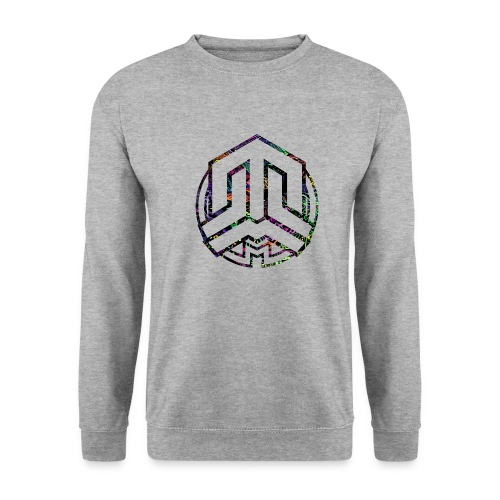 Cookie logo colors - Men's Sweatshirt