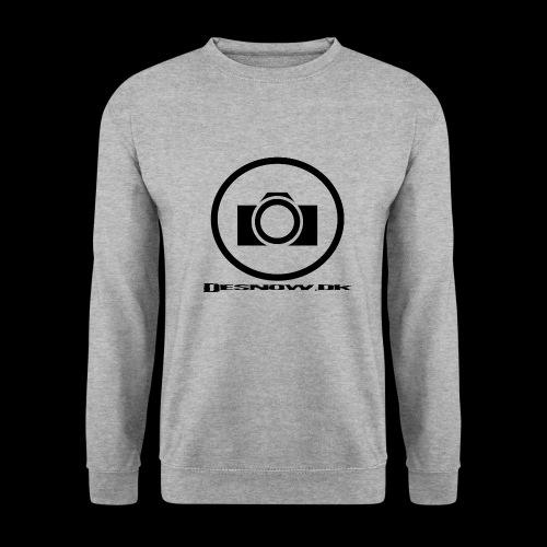 sort2 png - Herre sweater