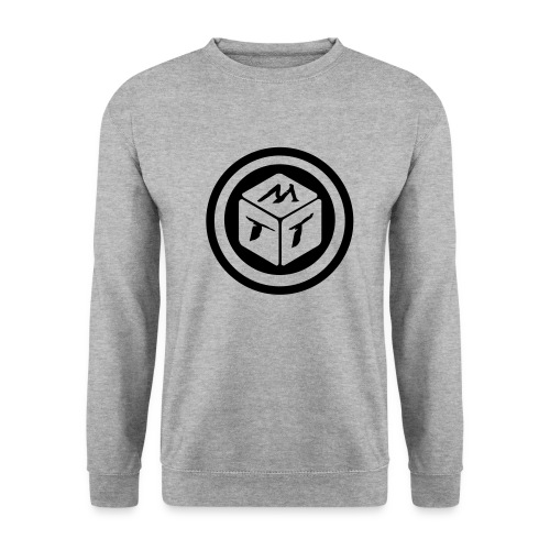mb logo klein - Männer Pullover