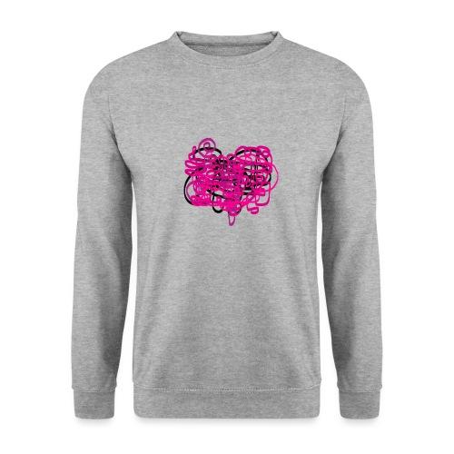 delicious pink - Unisex Sweatshirt