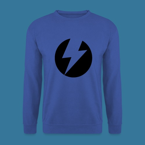 BlueSparks - Inverted - Men's Sweatshirt