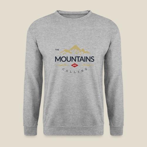Outdoor mountain - Sweat-shirt Homme