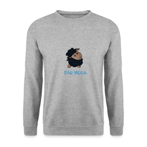 Badmood - Gaspard le petit mouton noir - Sweat-shirt Unisexe