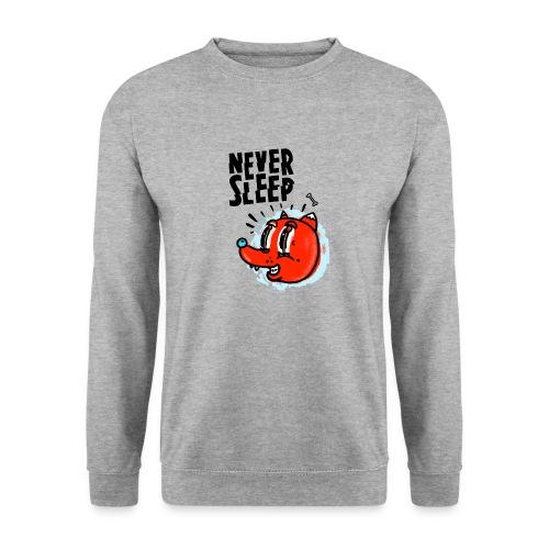 Never Sleep - Männer Pullover