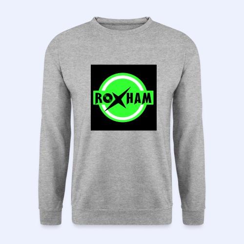 RoxHam-Button-2019 - Männer Pullover