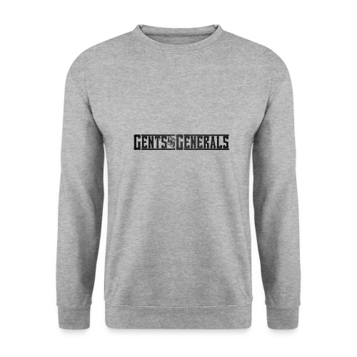 Gents&Generals Official 2013 Shirt - Unisex Pullover