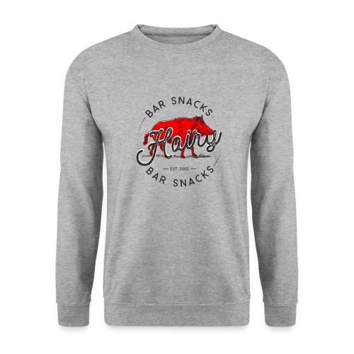 Hairy Bar Snacks Boar Brand - Unisex Sweatshirt