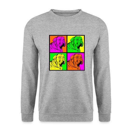 Bouledogue Anglais Couleur - Sweat-shirt Unisex