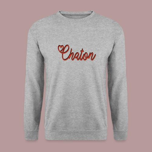Chaton - Sweat-shirt Unisex