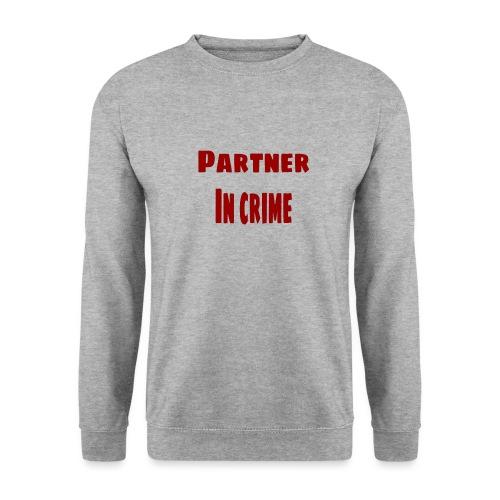 Partner in crime red - Unisextröja