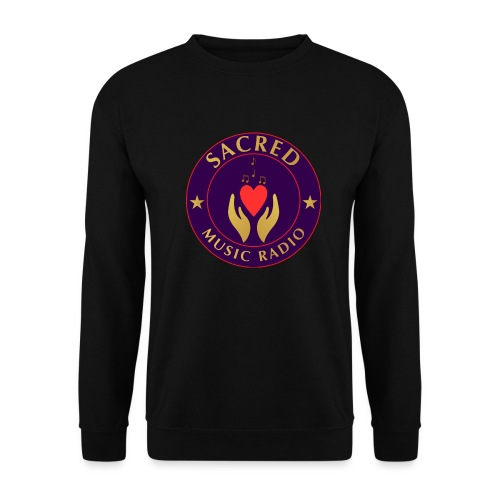 Spread Peace Through Music - Unisex Sweatshirt