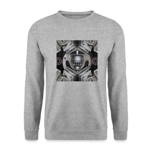 metalen motor onderdelen - Unisex sweater