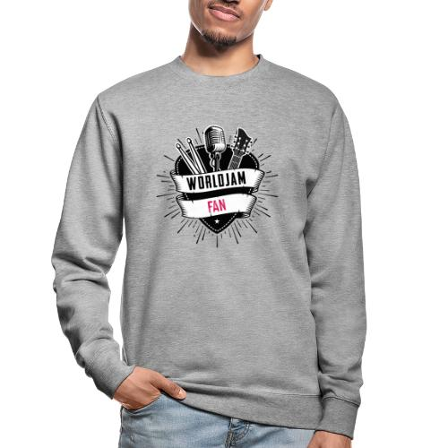 WorldJam Fan - Unisex Sweatshirt