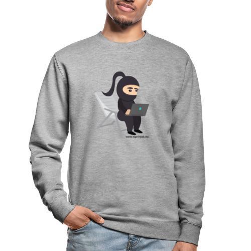 Ninja single Girl - Unisex Pullover
