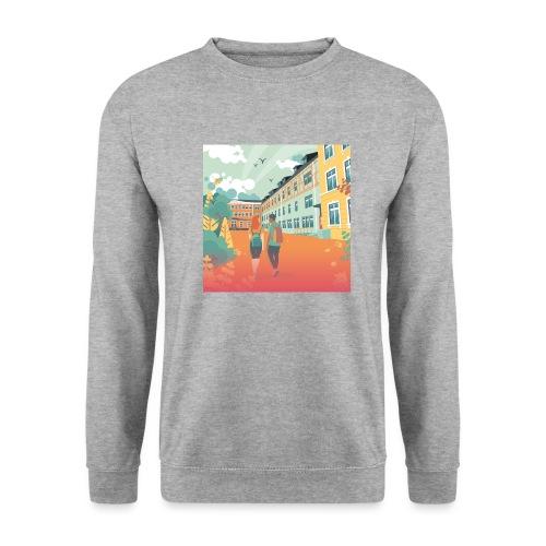 T-Shirt Vie À Saint André 108 - Sweat-shirt Unisexe