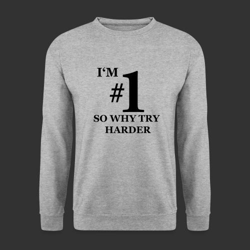 T-shirt, I'm #1 - Herrtröja