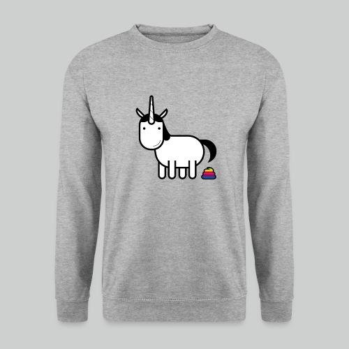 Einhorn - Männer Pullover