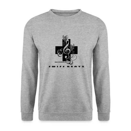 Swiss Beatz Logo with L - Unisex Pullover