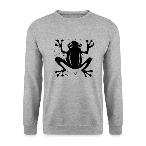 Crafty Wotnots Tree Frog - Men's Sweatshirt