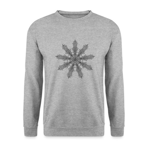 Magic Star Tribal #4 - Men's Sweatshirt