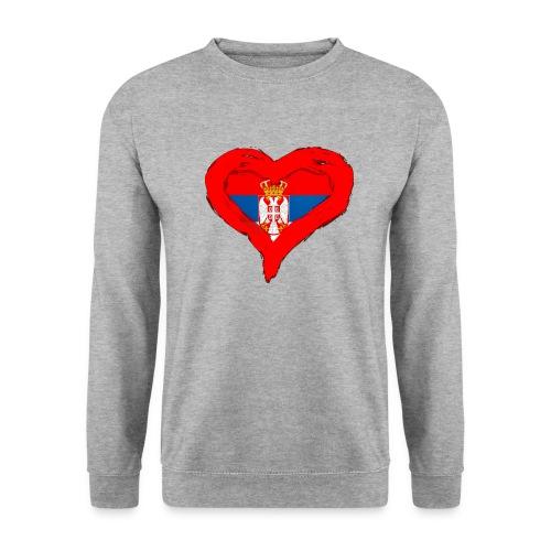 SRBIJA U SRCU - Men's Sweatshirt