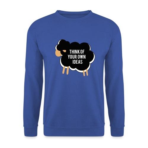 Think of your own idea! - Men's Sweatshirt