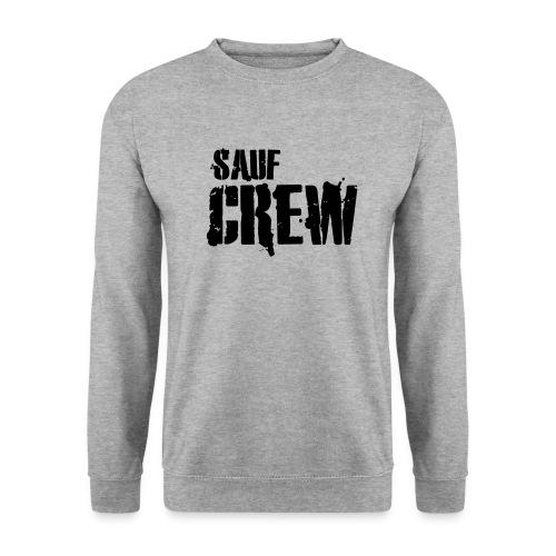 sauf crew - Männer Pullover