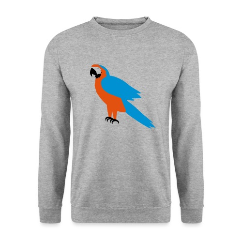 Parrot - Felpa da uomo