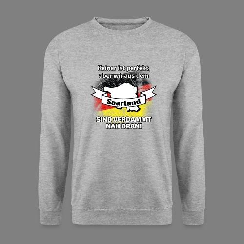 Perfekt Saarland - Unisex Pullover