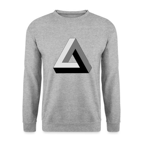 Penrose Dreieck - Männer Pullover