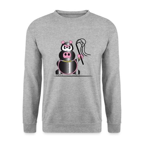 Schweinchen Sado - Unisex Pullover
