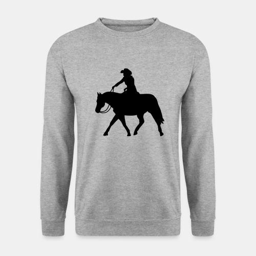 Ranch Riding extendet Trot - Unisex Pullover