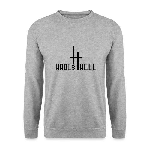 Hadeshell black - Unisex Pullover