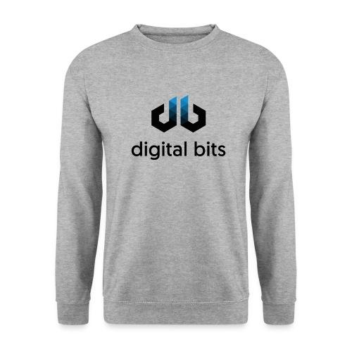 digitalbits Logo mit Schriftzug - Unisex Pullover