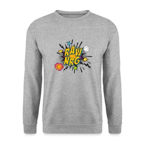 Raw Nrg comic 1 - Unisex Sweatshirt