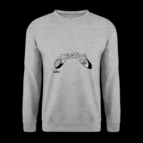 Cash hands - Unisex sweater