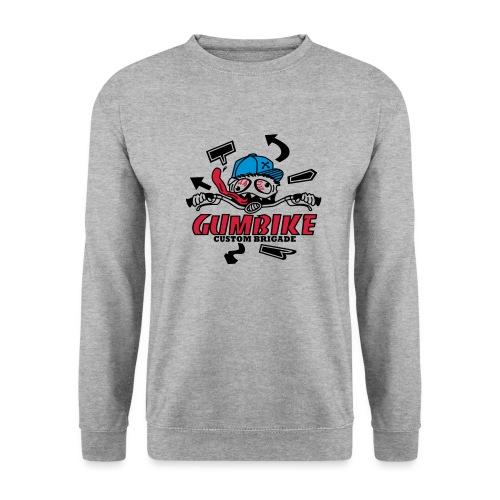 gumbike-monster - Sweat-shirt Unisex