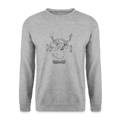 Cervo - Wandering Horn - Felpa da uomo