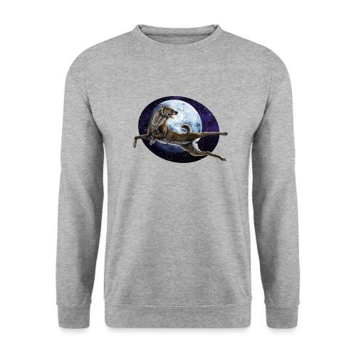 Galaxy Wolf - Männer Pullover