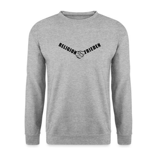46_Handschlag_01 - Männer Pullover