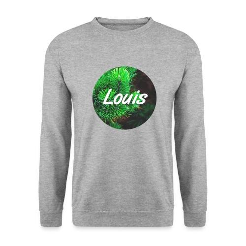 Louis round-logo - Männer Pullover