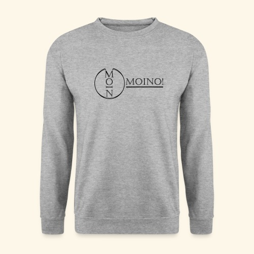 Moino! Long Shaped Shirt - Männer Pullover