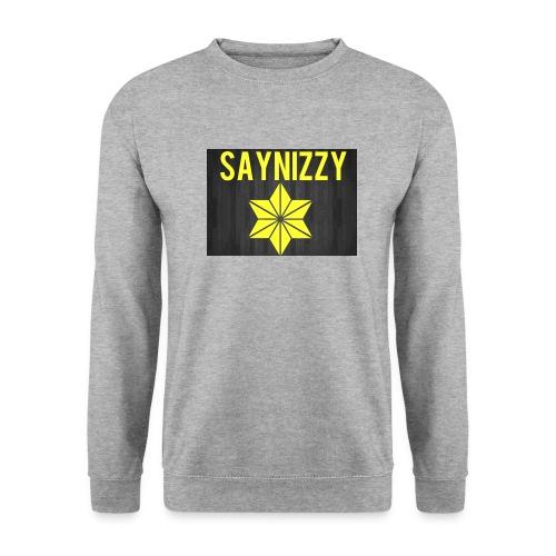 Say nizzy - Men's Sweatshirt