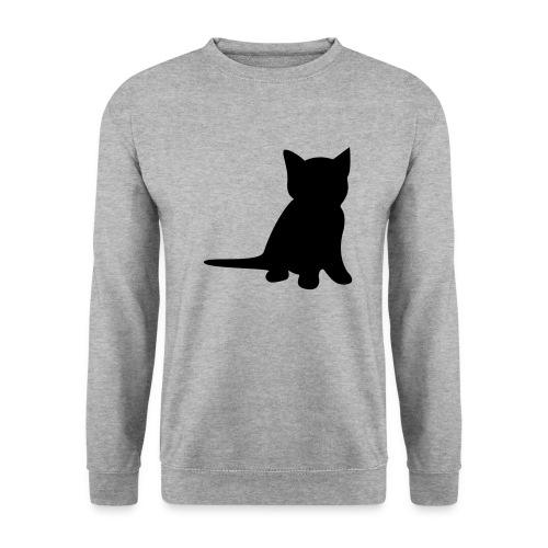 kleine Katze - Männer Pullover