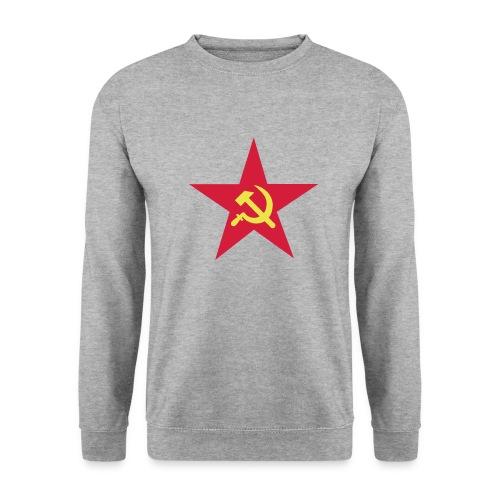 Russenstern - Männer Pullover