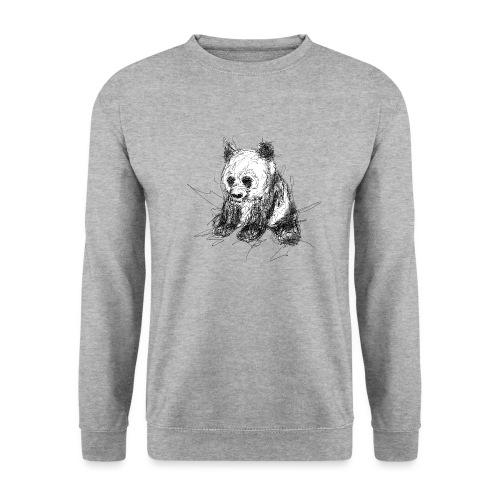 Scribblepanda - Men's Sweatshirt
