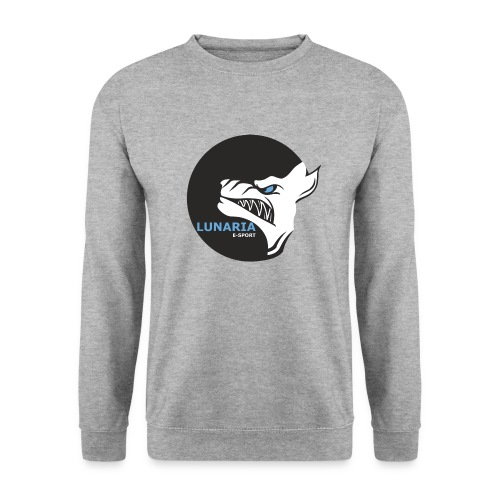 Lunaria_Logo tete pleine - Sweat-shirt Unisex