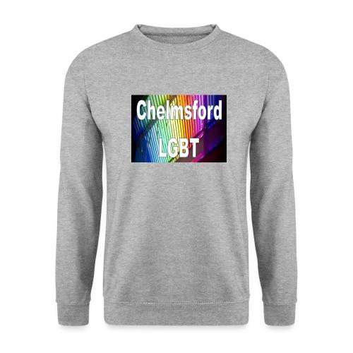 Chelmsford LGBT - Unisex Sweatshirt