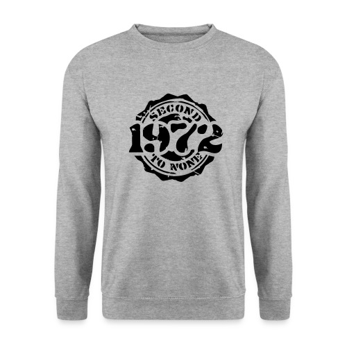 1972 Second to None - Männer Pullover